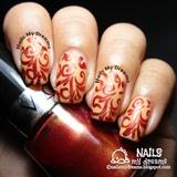 Stamping Nail Art Fail