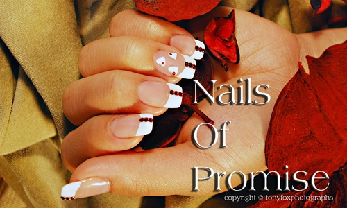 Queen Of Hearts. Nails Of Promise