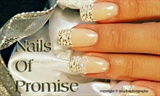 Creamy Delight. Nails Of Promise