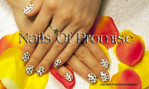 White Leopard. Nails Of Promise