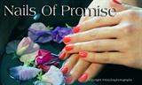 Tropix Shellac. Nails Of Promise