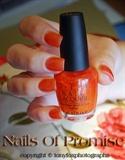 O.P.I nail polish