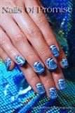 Blue Swirl 3