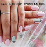 Nails Of Promise. Gants Hill. London.