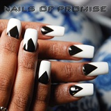Nails Of Promise. Gants Hill.