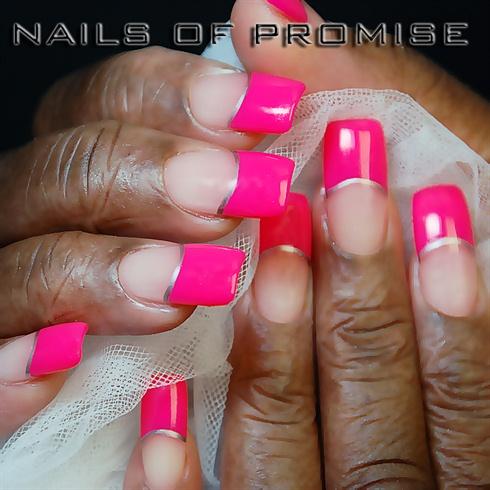 Nails Of Promise. Gants Hill. London