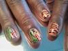 jungle manicure