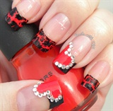 Valentine Crackle w/ Bling