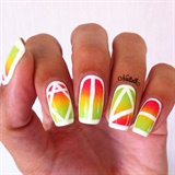 Nailart Geometric
