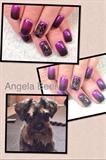 Memorial nail art