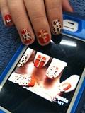 Copy Cat on short nails