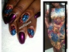 dress nails