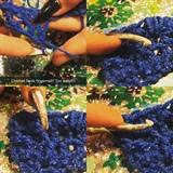 Crochet Hook Nail!!