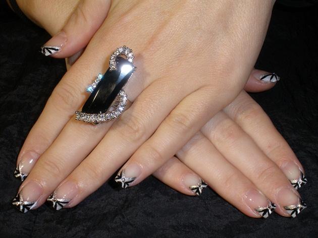 dressy nails