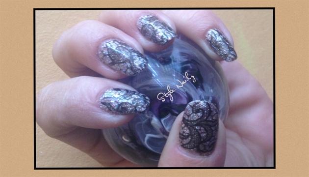 Sparkles & Lace