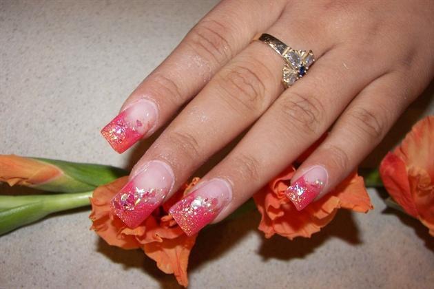 Key West Coral Nails by Janya*