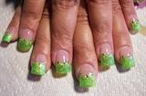 tinker bell green