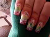 spring 2 Nails by Janya