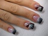 Twlight Nails by janya