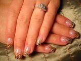 Birthday Nails by Janya