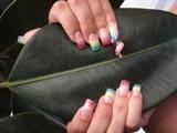 Make me Twist nails by Janya