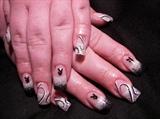 Bunnies Nails by Janya