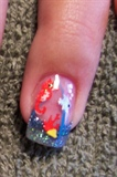nemos friends nails by janya