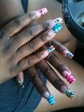 Rockstar 2 Nails By Janya