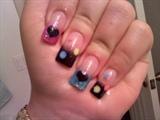 RockStar3 Nails by Janya