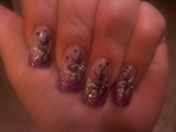 JerseyJackie Nails by Janya