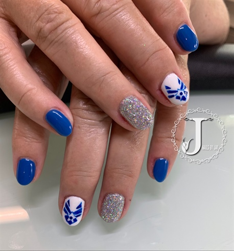 Air Force Nails