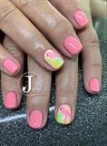 🦩 Summer Nails