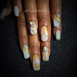 Gold Leaf Marble