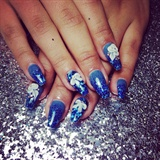 Blue Sparkle