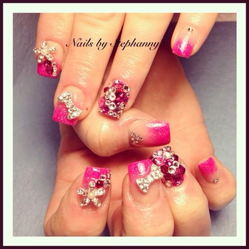Fade Pink