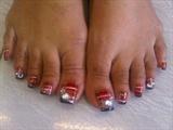 fashion toes