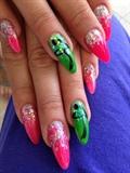 Customer Nails