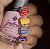 Rainbow Dot Gradient