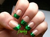 Green Foil Tips