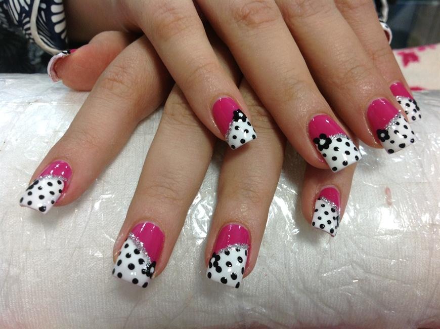 nail art for little girls emsilogcom - Little Girl Nail Design Ideas