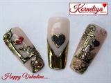 Golden Valentine