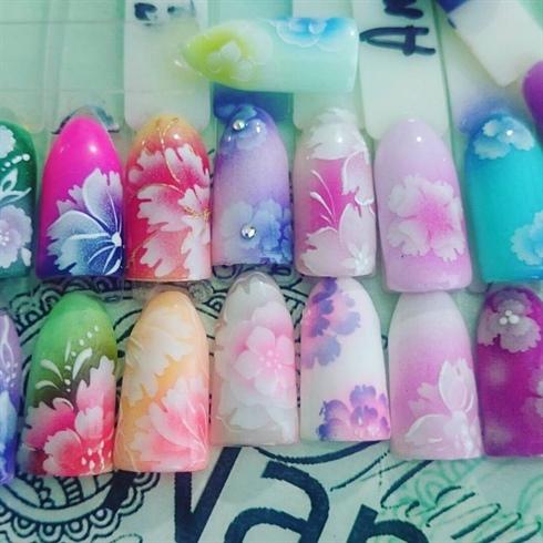 Air flowers