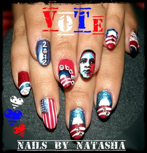 "OBAMA ""VOTE"" 2012"