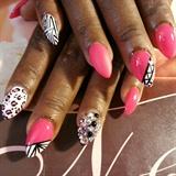 Hot Pink Stilettos