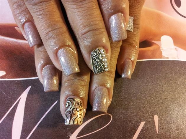 Signatured Nail