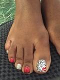 Kissy Toes