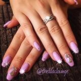 Summer Lilac Nails