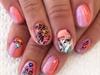 Fox Nails Art