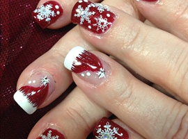 Santa & Snow