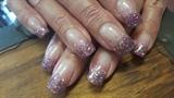 Glitter me Purple